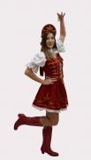 Csárdás magyaros ruha