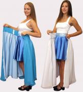 Letéphető menyasszonyi keringő ruha