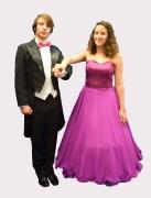 Keringő ruha lila